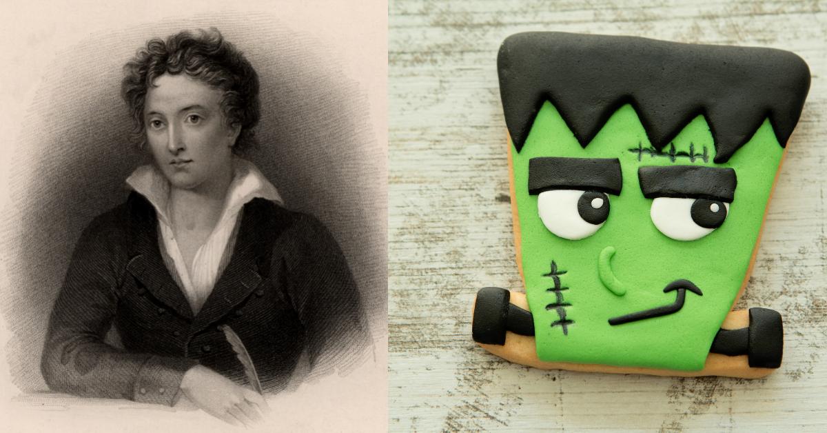 1800年代の詩人パーシー・ビッシュ・シェリーはヴィーガの利点について発表していました。ちなみに、彼の奥様、メリーががフランケンシュタインを書きました。