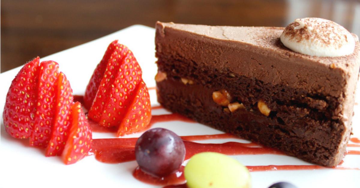 牛乳を使わない素敵なチョコレート・ケーキ