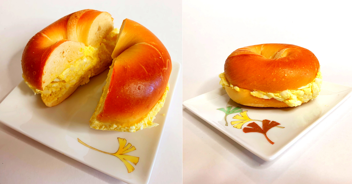 卵 サンド アメリカンスタイル